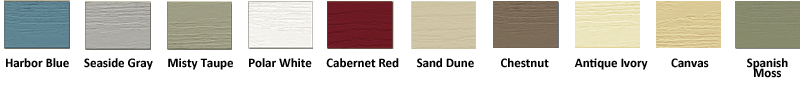 What Is Everlast Composite Polymeric Siding