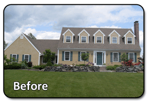 Pepperell Siding Contractors